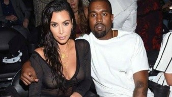 Kanye West se pone romántico por FaceTime con Kim Kardashian
