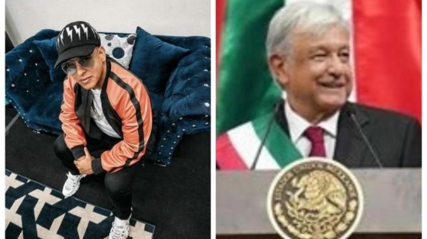 ¡Remix entre AMLO y Daddy Yankee causa furor!