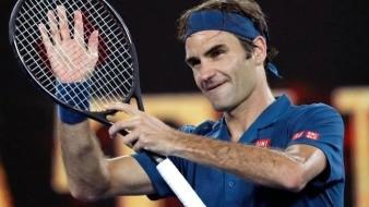 VIDEO: ¡Detenido!, frena seguridad a Roger Federer en pleno Abierto de Australia