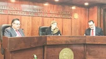Agrada a la IP resolución dictada por el Tribunal Electoral de BC