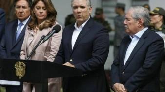 Identifica Colombia al responsable del ataque en Bogotá