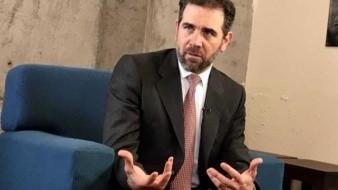 Recorte en INE no afectará proceso electoral en BC: Córdova