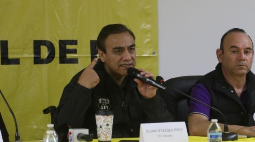 Leyzaola se dice dispuesto a una alianza con el PAN
