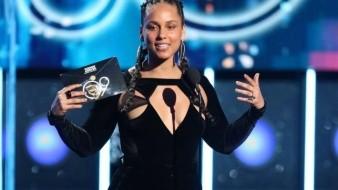 Alicia Keys será anfitriona de los Grammy en febrero