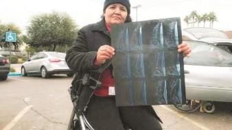 Niegan en el ISSSTE pensión a discapacitada