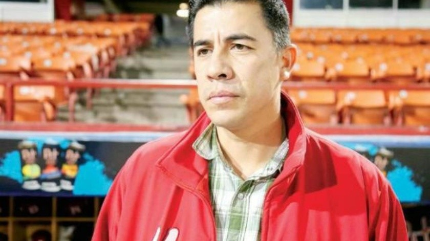 Sale de Águilas de Mexicali el gerente deportivo Alejandro Ahumada