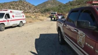 VIDEO: Por segundo día consecutivo, rescatan a persona de lo alto del Cerro El Bachoco