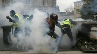 París: Llegan los