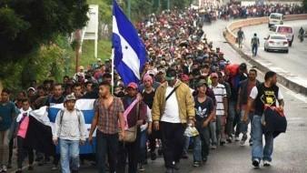 Si hay otra caravana se recibirá de forma humanitaria, pero con normas: INM