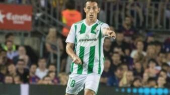 Lanza Andrés Guardado promesa a Diego Lainez por llegada al Betis