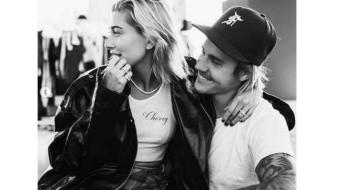 Posponen Justin Bieber y Hailey Baldwin su boda por la iglesia