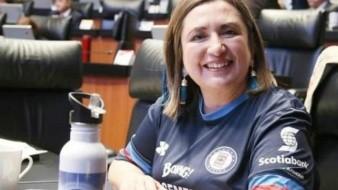 Cerrar ductos es como quitar equipos para que Cruz Azul sea campeón: Senadora del PAN