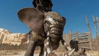 Descubre en Egipto fortaleza de elefantes de guerra