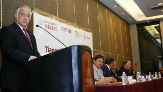 Miguel Torruco nombra a encargado del Tren Maya