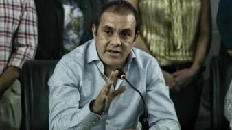 Amenaza Cuauhtémoc Blanco con sacar ''al dragón'' para aprobación de Paquete Económico