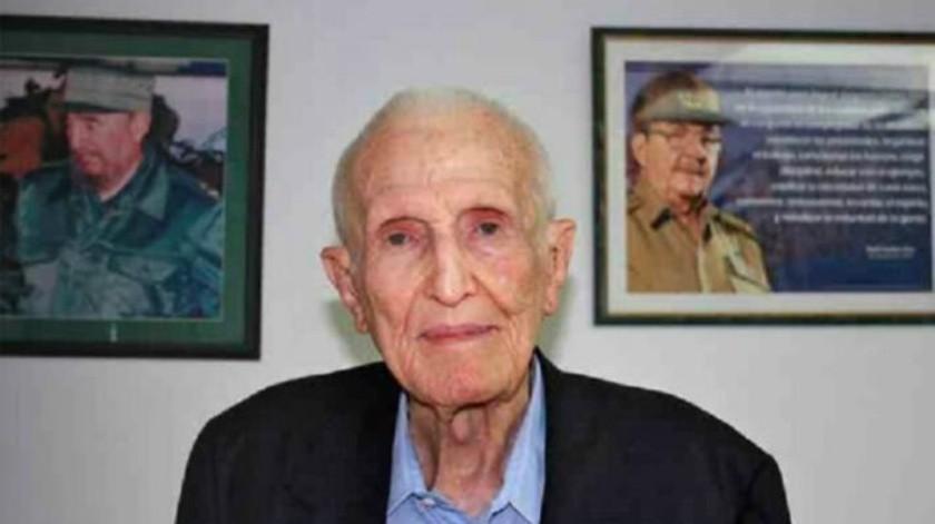 Muere José Ramón Fernández, mano derecha de los hermanos Castro