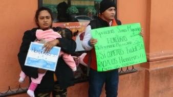 Emprendieron viaje para una nueva vida, ahora solo desean regresar a Honduras