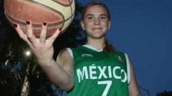Después de participar en los Juegos Olímpicos de la Juventud, la basquetbolista Martha Tapia se traza nuevos retos