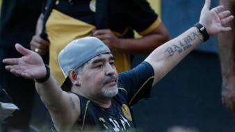 Sale Diego Armando Maradona de clínica con impactante noticia