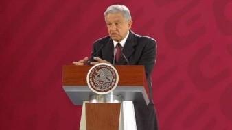AMLO responde a Banxico por amparo sobre Ley de Remuneraciones
