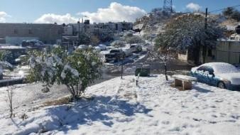A partir del domingo se prevé una nueva tormenta invernal