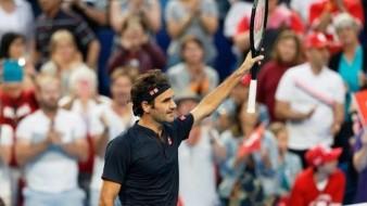 Roger Federer gana y lleva a Suiza a la final de la Copa Hopman