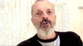 Miguel Bosé causa preocupación por su aspecto deteriorado en video en Instagram