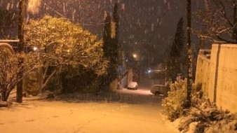Alertan por tormenta invernal en Sonora