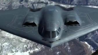 Comando Estratégico de EU desea feliz año sugiriendo estar listo para lanzar una bomba