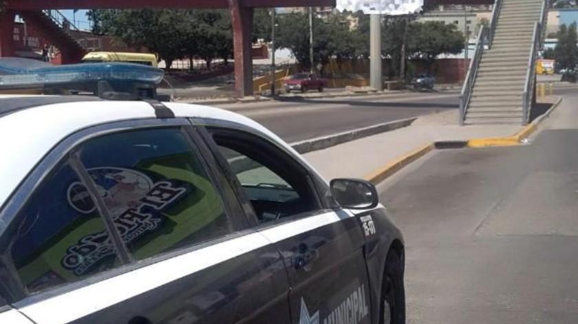 Localizan nueva 'narcomanta' en puente de bulevar Rosas Magallón