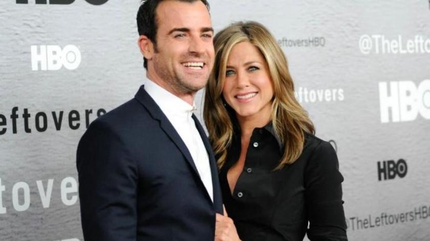 Aclara Jennifer Aniston que no tiene el corazón roto