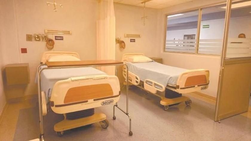 Estrena HGT unidad de cuidados agudos en área de Geriatría