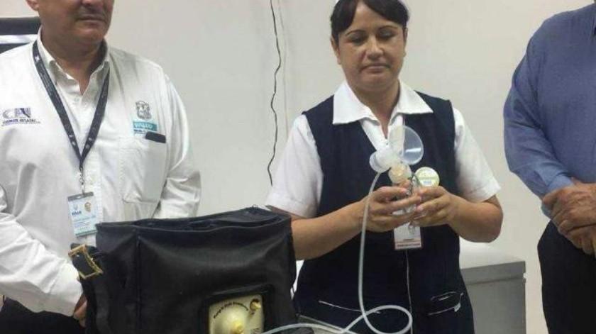 Inauguran lactario en Hospital General de Ensenada