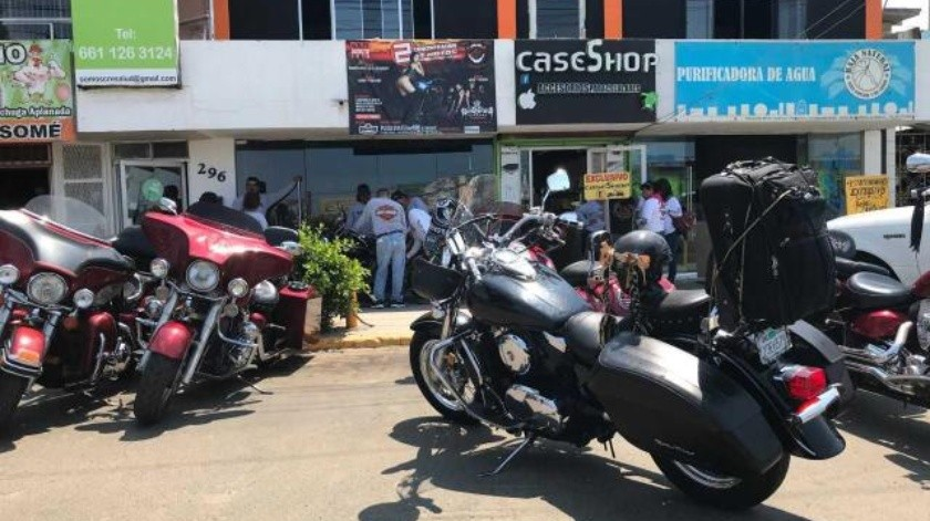 Llegarán cerca de 7 mil motociclistas a Rosarito