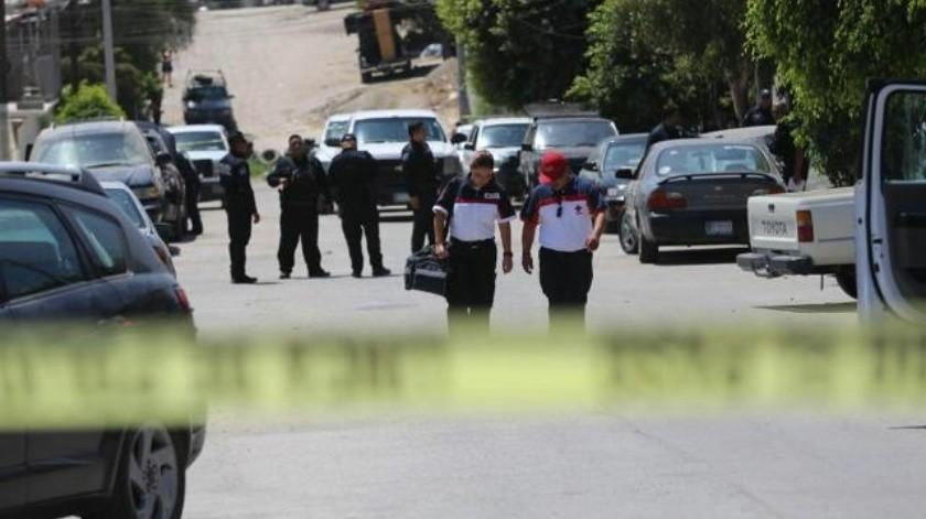 Matan a tiros a hombre dentro de vivienda en Tijuana