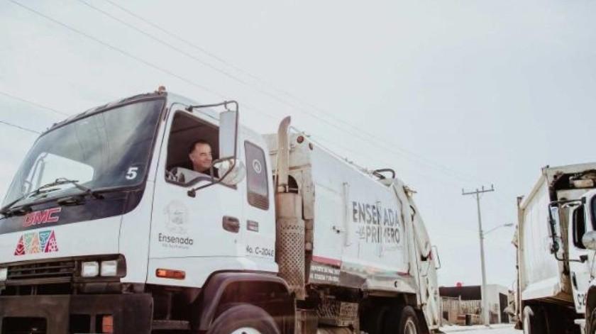 Implementan estrategias para mejorar recolección de basura