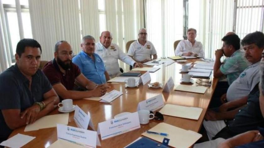 Reforzarán inspección y vigilancia pesquera