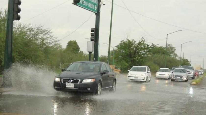 Lanzan alerta amarilla para 11 municipios de Sonora