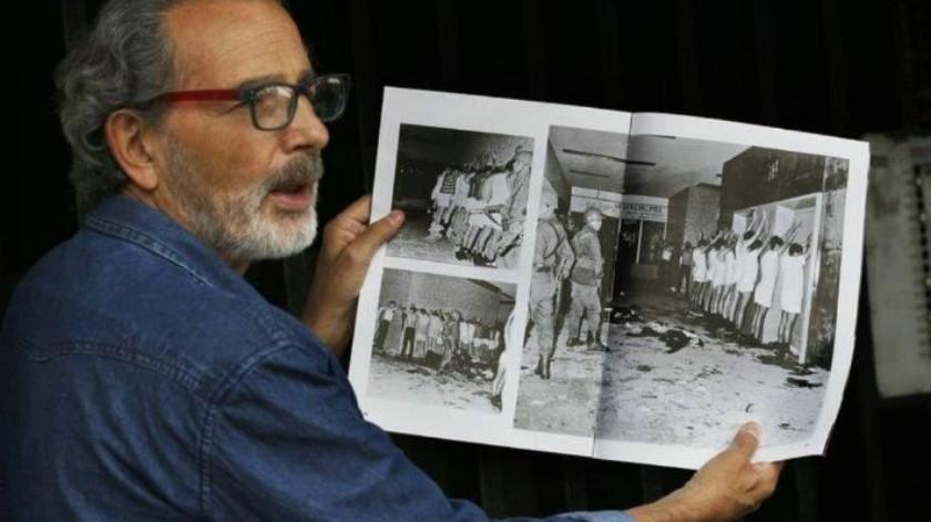 México conmemora los 50 años de la matanza de Tlatelolco con la herida abierta