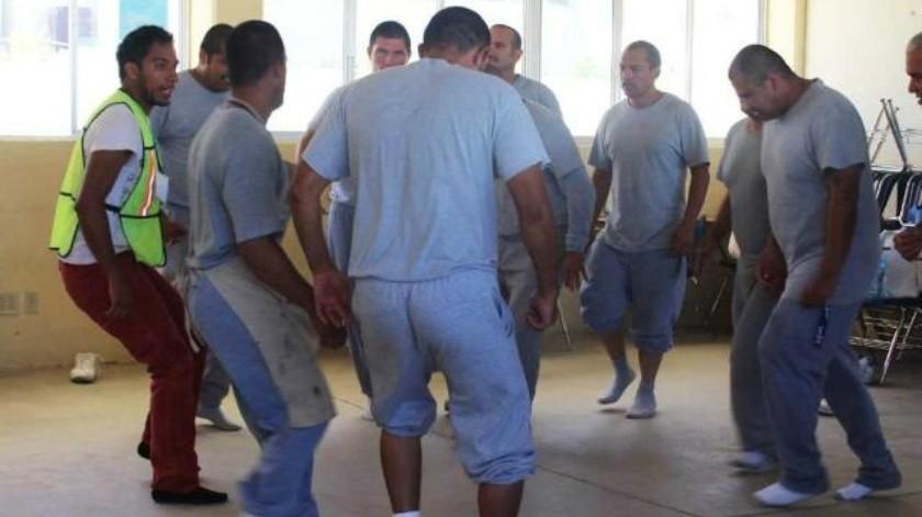 Realizan taller de teatro penitenciario, 'Aquello que vuelve siempre al mismo lugar'