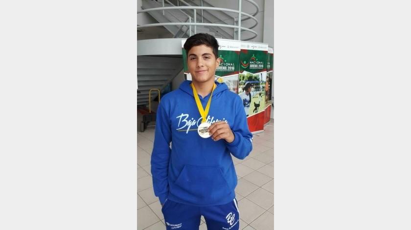 Porteño logra oro en el nacional de judo