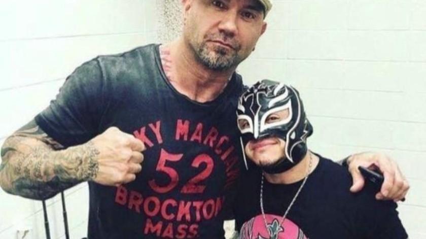 ¡BOMBAZO!, volverá Batista, la icónica pareja de Rey Misterio; desde Marvel a WWE