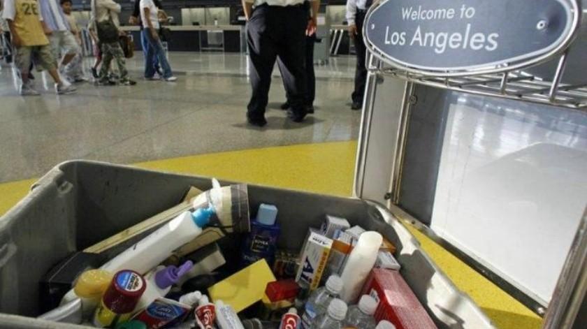 Aeropuerto Internacional de Los Ángeles permite llevar mariguana
