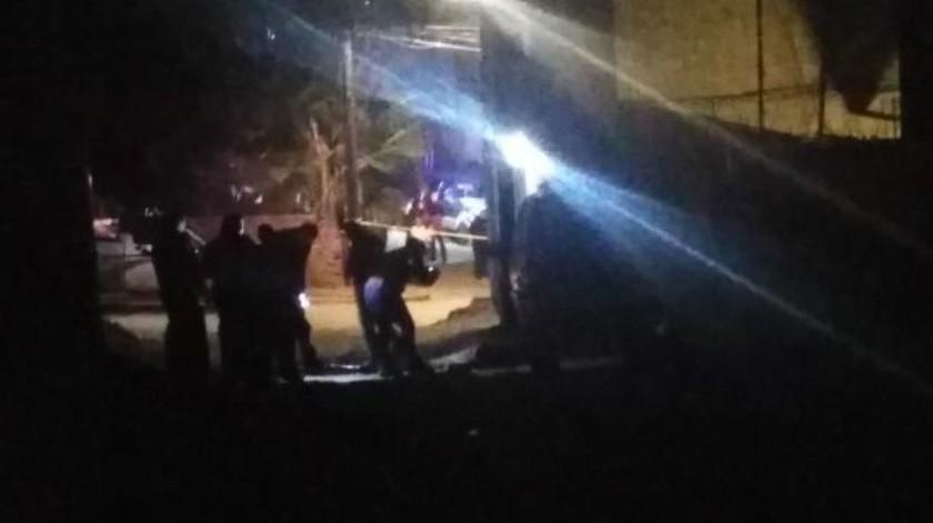 Matan en Tijuana a joven mujer a tiros en El Lago