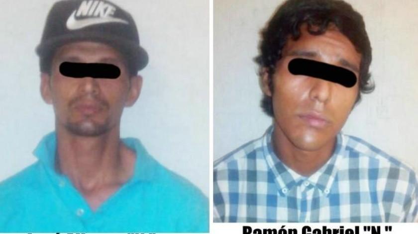 Detienen a dos ladrones implicados en asalto a conductora de Uber
