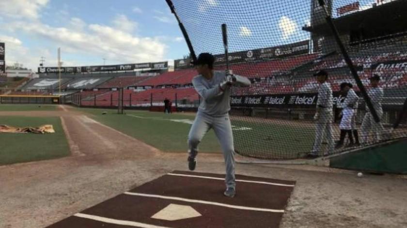 Trabaja Academia de Beisbol de Toros de Tijuana