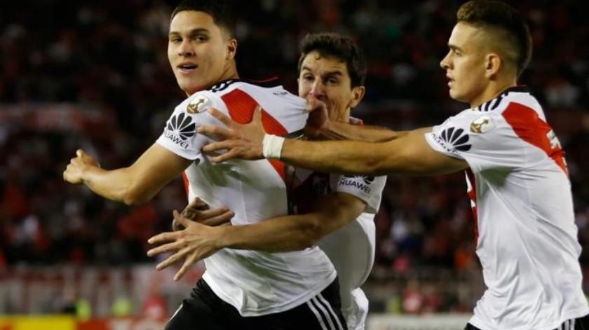 River avanza a semis de Libertadores; espera a Boca en futura instancia