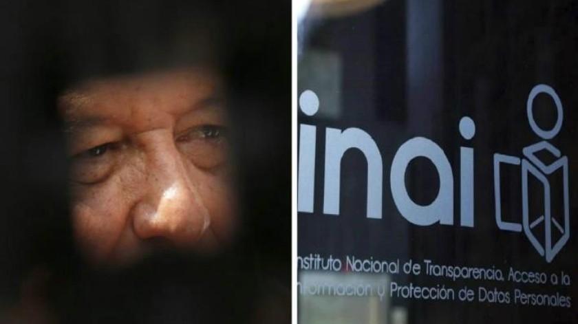 Ganan más de 200 mil pesos y no hacen nada: AMLO sobre INAI