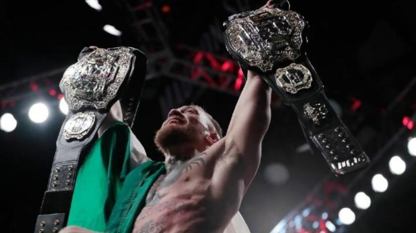 Quitan a mexicano de cartelera en regreso de McGregor a UFC