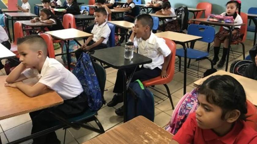 Madrugan por inicio de ciclo escolar